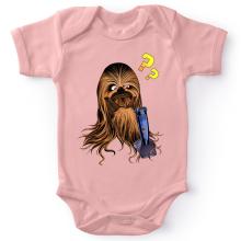 Body bébé (Filles)  parodique Chewbacca : Qu