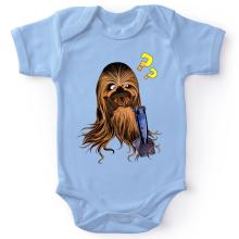 Body bébé  parodique Chewbacca : Qu
