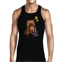 Débardeur  parodique Chewbacca : Qu