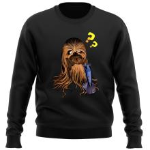 Pull  parodique Chewbacca : Qu