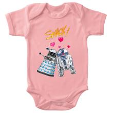 Body bébé (Filles)  parodique R2-D2 in love d