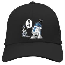 Casquette  parodique R2-D2 : R2... Je suis ton père ! (en VO remasterisée !) (Parodie )