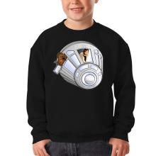 Sweat-shirts  parodique Han Solo et Chewbacca : Star Dog :) (Parodie )