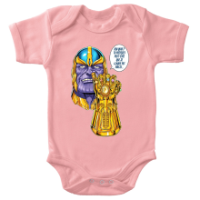 Bodys  parodique Thanos le Super-Vilain d