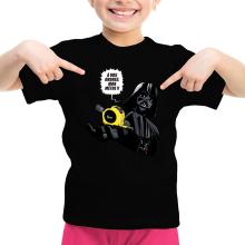 T-shirts  parodique Dark Vador : A vos ordres, mon Mètre... !! (Parodie )
