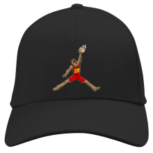 Casquette (French Days)  parodique Chewbacca et BB-8 aka Air Jordan : Air Chewie (Parodie )