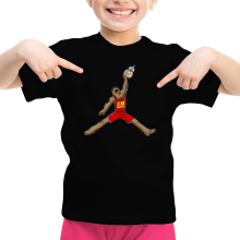T-shirts (French Days)  parodique Chewbacca et BB-8 aka Air Jordan : Air Chewie (Parodie )