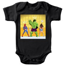 Body bébé  parodique Wonder Woman, l