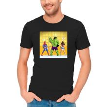 T-shirts  parodique Wonder Woman, l