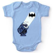 Bodys  parodique Batman et son célèbre Bat-Signal : Bat Projecteur !! (Parodie )