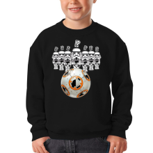 Sweat-shirts  parodique BB-8 Vs les Stormtroopers : BB Bowling... (Parodie )