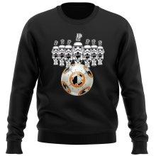 Pull  parodique BB-8 Vs les Stormtroopers : BB Bowling... (Parodie )