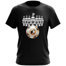 T-shirt  parodique BB-8 Vs les Stormtroopers : BB Bowling... (Parodie )