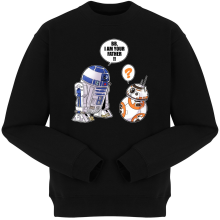 Pulls  parodique R2-D2 et BB-8 : BB, I am your father (VO) (Parodie )