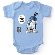Bodys  parodique R2-D2 - Je suis ton père : Boîte de conserve ... (Parodie )