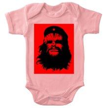 Body bébé (Filles)  parodique Chewbacca : Chewie Guevara (Parodie )