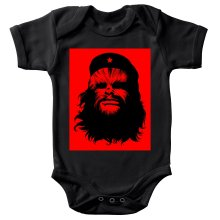 Body bébé  parodique Chewbacca : Chewie Guevara (Parodie )