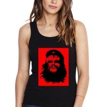 Débardeur Femme  parodique Chewbacca : Chewie Guevara (Parodie )