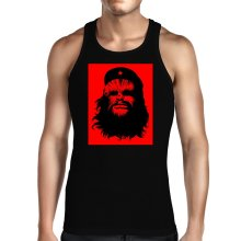 Débardeur  parodique Chewbacca : Chewie Guevara (Parodie )