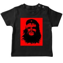 T-shirt bébé  parodique Chewbacca : Chewie Guevara (Parodie )
