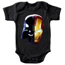 Body bébé  parodique Dark Vador, Iron Man et Daft Punk : Dark Punk - Get Darky :) (Parodie )