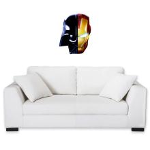 Sticker Mural  parodique Dark Vador, Iron Man et Daft Punk : Dark Punk - Get Darky :) (Parodie )
