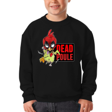 Sweat-shirts  parodique Deadpool ou Dead Poule : Dead Poule (Parodie )