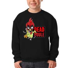 Sweat-shirts (French Days)  parodique Deadpool ou Dead Poule : Dead Poule (Parodie )