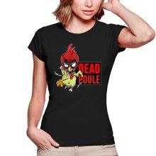 T-shirts Femmes  parodique Deadpool ou Dead Poule : Dead Poule (Parodie )