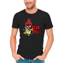 T-shirts  parodique Deadpool ou Dead Poule : Dead Poule (Parodie )