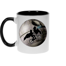 Mugs  parodique Dark Vador et l