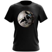 T-shirt  parodique Dark Vador et l
