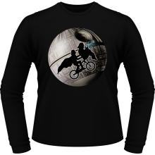 T-Shirts à manches longues  parodique Dark Vador et l