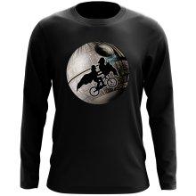 T-Shirt à manches longues  parodique Dark Vador et l