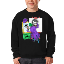 Sweat-shirts  parodique Le Joker : Drôle d