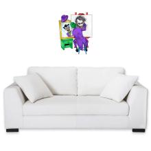Décorations murales  parodique Le Joker : Drôle d