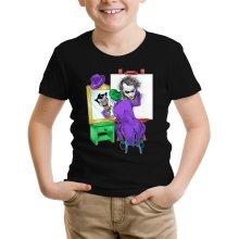 T-shirts  parodique Le Joker : Drôle d