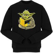 Pulls  parodique Yoda : En grammaire, un zéro, il est... :) (Parodie )