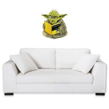 Décorations murales  parodique Yoda : En grammaire, un zéro, il est... :) (Parodie )