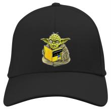 Casquette  parodique Yoda : En grammaire, un zéro, il est... :) (Parodie )
