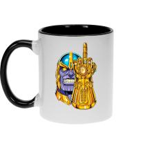 Funny  Mug - Thanos ( Parody) (Ref:1078)