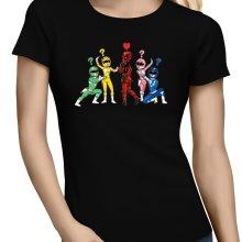 T-shirts Femmes  parodique Deadpool s