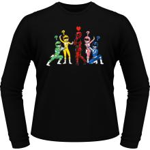 T-Shirts à manches longues  parodique Deadpool s