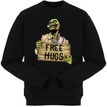 Pulls  parodique Walking Dead Zombie - Free Hugs : Free Hugs - Zombie (Parodie )