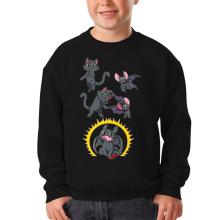 Pull Enfant  parodique Krokmou : Fusion Nocturne... (Parodie )