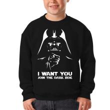 Pull Enfant  parodique Dark Vador se la joue Oncle Sam : I want You !! (Parodie )