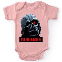 Body bébé (Filles)  parodique Dark Vador X Terminator : I