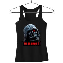 Débardeurs  parodique Dark Vador X Terminator : I