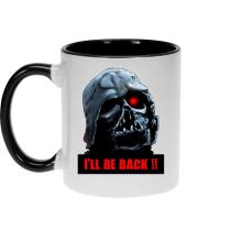 Mug  parodique Dark Vador X Terminator : I