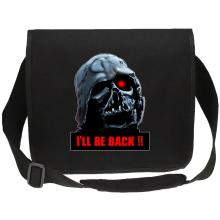 Sac bandoulière Canvas  parodique Dark Vador X Terminator : I